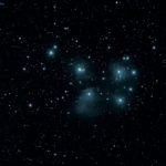 Messier 45 - Pleiades Allen, TX Nov 19 and 20, 2016